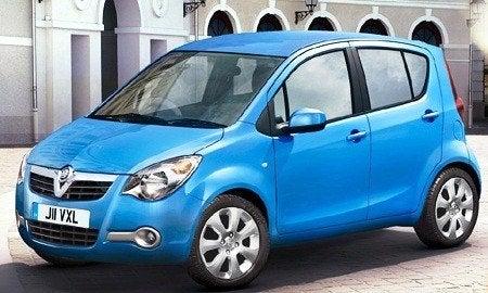Opel Agiila