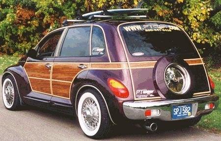 PT Cruiser Woody