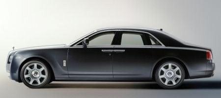 Rolls Royce 200EX side