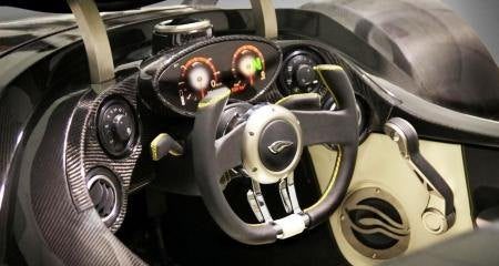 Tramontana R Edition interior