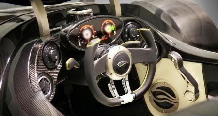 Tramontana R Edition interior