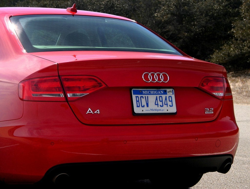 2009 Audi A4 3 15