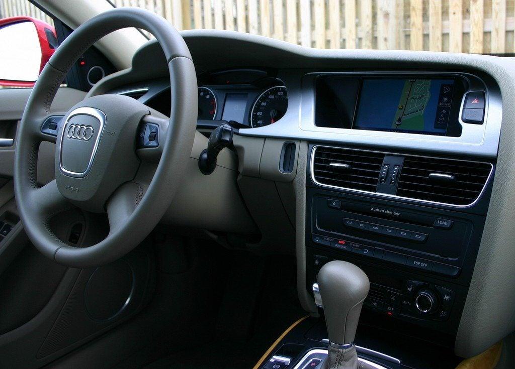2009 Audi A4 3 17