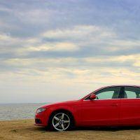 2009 Audi A4 side