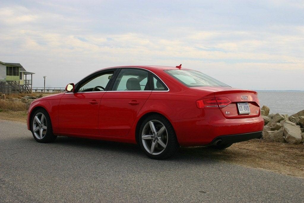 2009 Audi A4 3 7