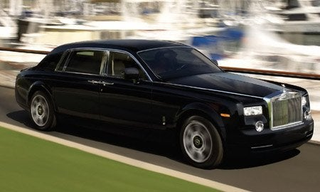 2009 Rolls Royce Phantom Gets A Facelift