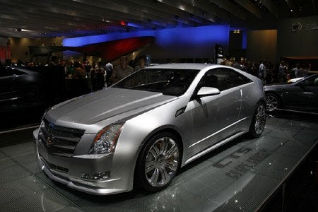 cts v coupe