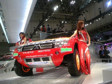 Mitsubishi Call it Quits On Dakar And Cross-Country Rallies