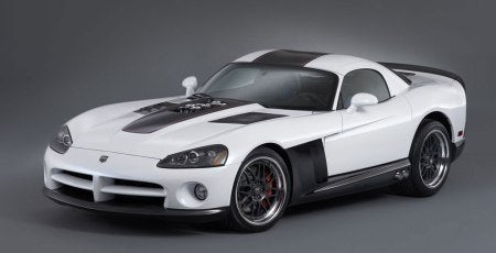 Modified Dodge Viper