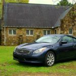 2009 Infiniti G37x Coupe house
