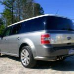 2009 Ford Flex rear