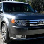 2009 Ford Flex front