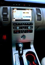 2009 Ford Flex interior