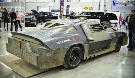 Death Race Camaro
