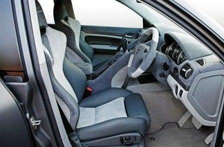 Gemballa Tornado 750 GTS interior