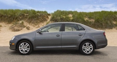 2009 VW Jetta TDI side
