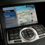 2009 Nissan Maxima navigation
