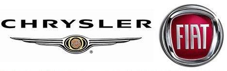 Chrysler Fiat Logos