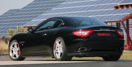 Novitec Tridente GTS rear