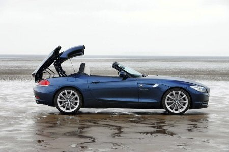 The New Bmw Z4 Bows