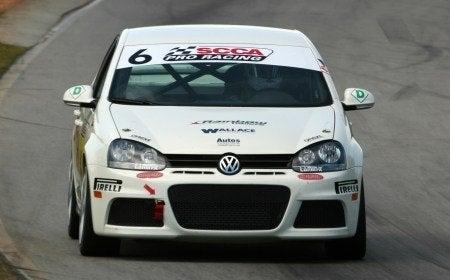 VW Jetta TDI SCCA