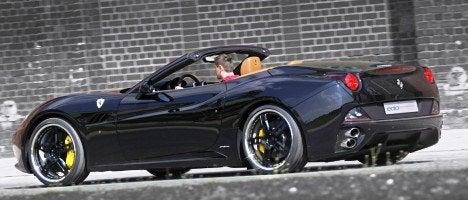 edo Ferrari California rear