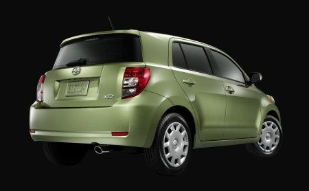 Scion xD Release Series 2.0 rear