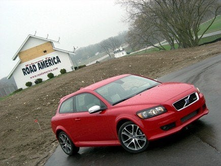 2009 Volvo C30 R-Design