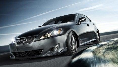 Lexus F-Sport IS