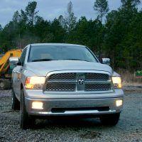 2009 Dodge Ram 1500 front