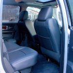2009 Dodge Ram 1500 rear seats