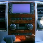 2009 Dodge Ram 1500 center console