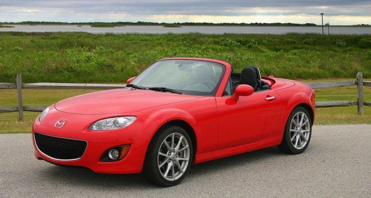 2009 Mazda MX-5 Review