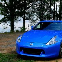 2009 Nissan 370Z front