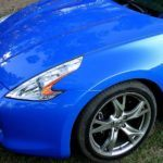 2009 Nissan 370Z top front
