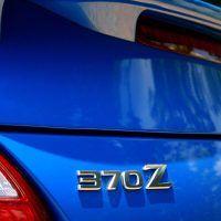 2009 Nissan 370Z rear badge