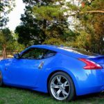 2009 Nissan 370Z rear quarter