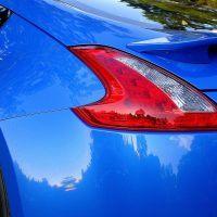 2009 Nissan 370Z rear taillight