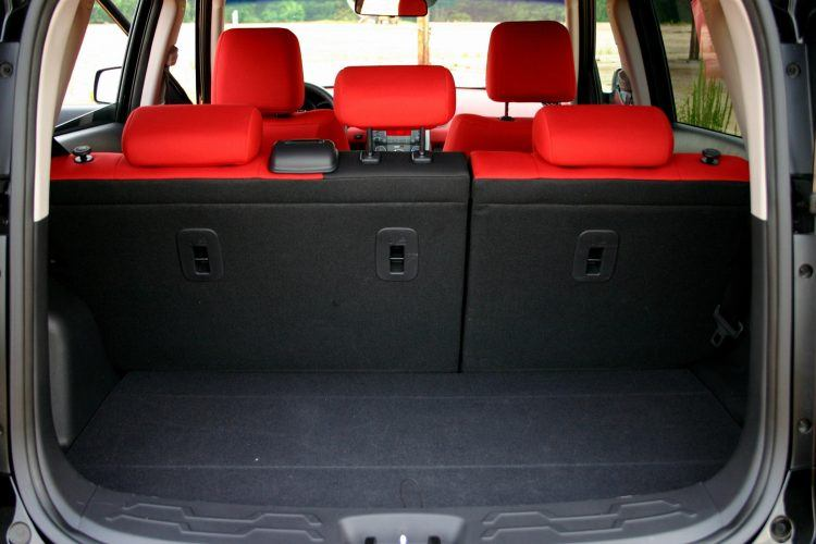 2010 Kia Soul Sport rear open