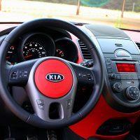 2010 Kia Soul Sport interior