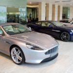 Aston Martin Charlotte Showroom