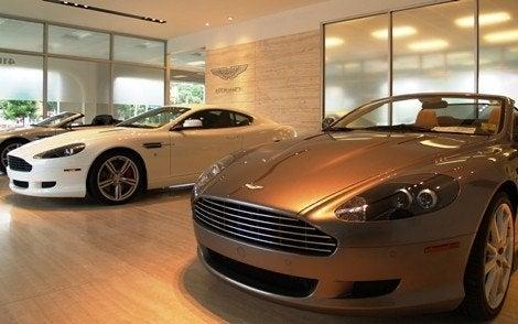 Aston Martin Charlotte