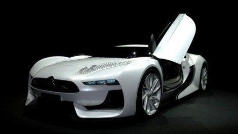Citroen GT Concept front