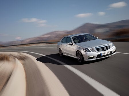 E 63 AMG on track front.jpg