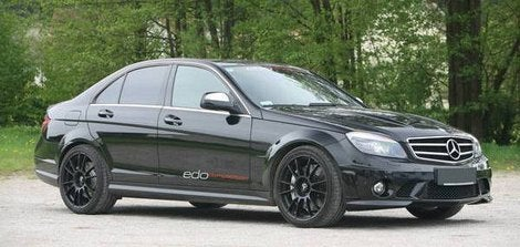 Edo Competition Mercedes Benz C63