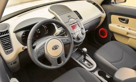 2010 Kia Soul Plus Review