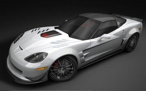 Hennessey Z700 Corvette ZR1 - a 705 hp Vette