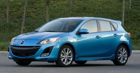 2010 Mazda3s Hatchback Review
