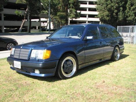 1987 AMG Hammer 6 0 Wagon Available For Not Much