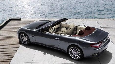 Maserati GranCabrio top